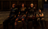 Woodelf gang